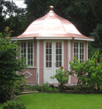 14 Gazebo GLORIETTE rectangular windows