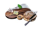 Chopping board Avocado walnut + ash