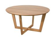 Konferenční stolek z masivu - dub