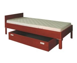 zásuvka pod postel - tresen