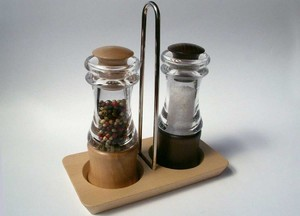 Grinders Klasik with tray