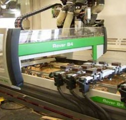 Machining centre ROVER B4