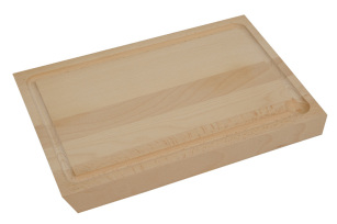 Prkénko zkosené 40x30x2 cm