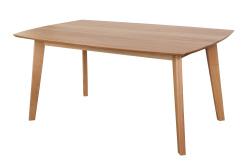 Jídelní stůl ONTUR 36 - masivní dub