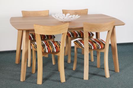Jídelní stůl ONTUR 36 a židle ONTUR 60