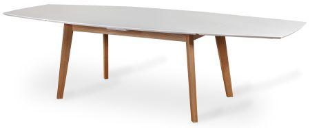 Jídelní rozkládací stůl ONTUR 35 - rozložený