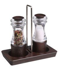 Dárkové balení mlýnků KLASIK odstín tmavý ořech