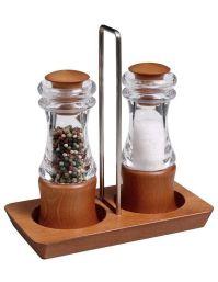 Dárkové balení mlýnků KLASIK odstín třešeň
